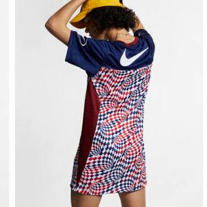 RARE Nike Sportswear Jersey Dress Size M NWT